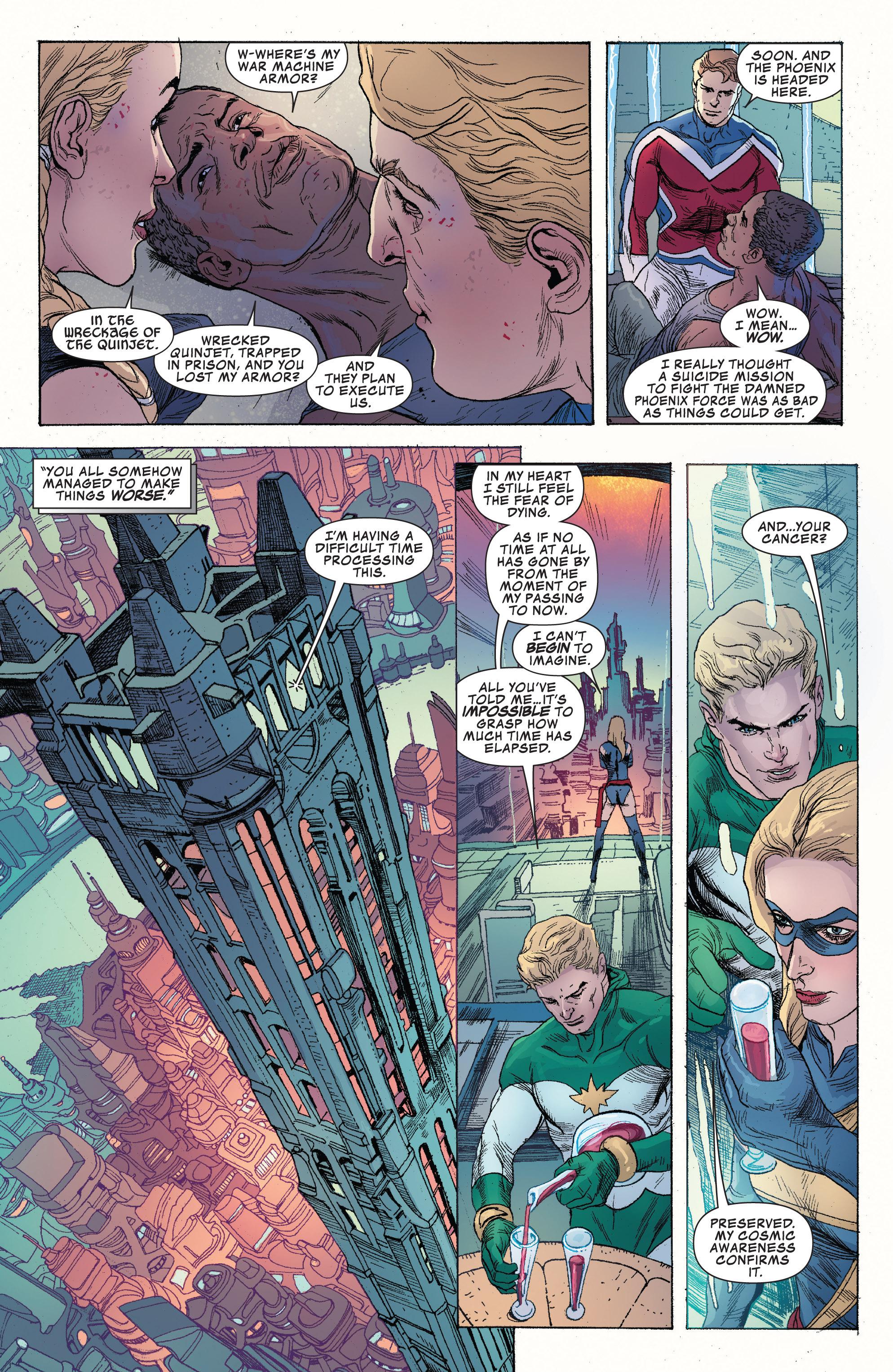 Read online Secret Avengers (2010) comic -  Issue #27 - 13
