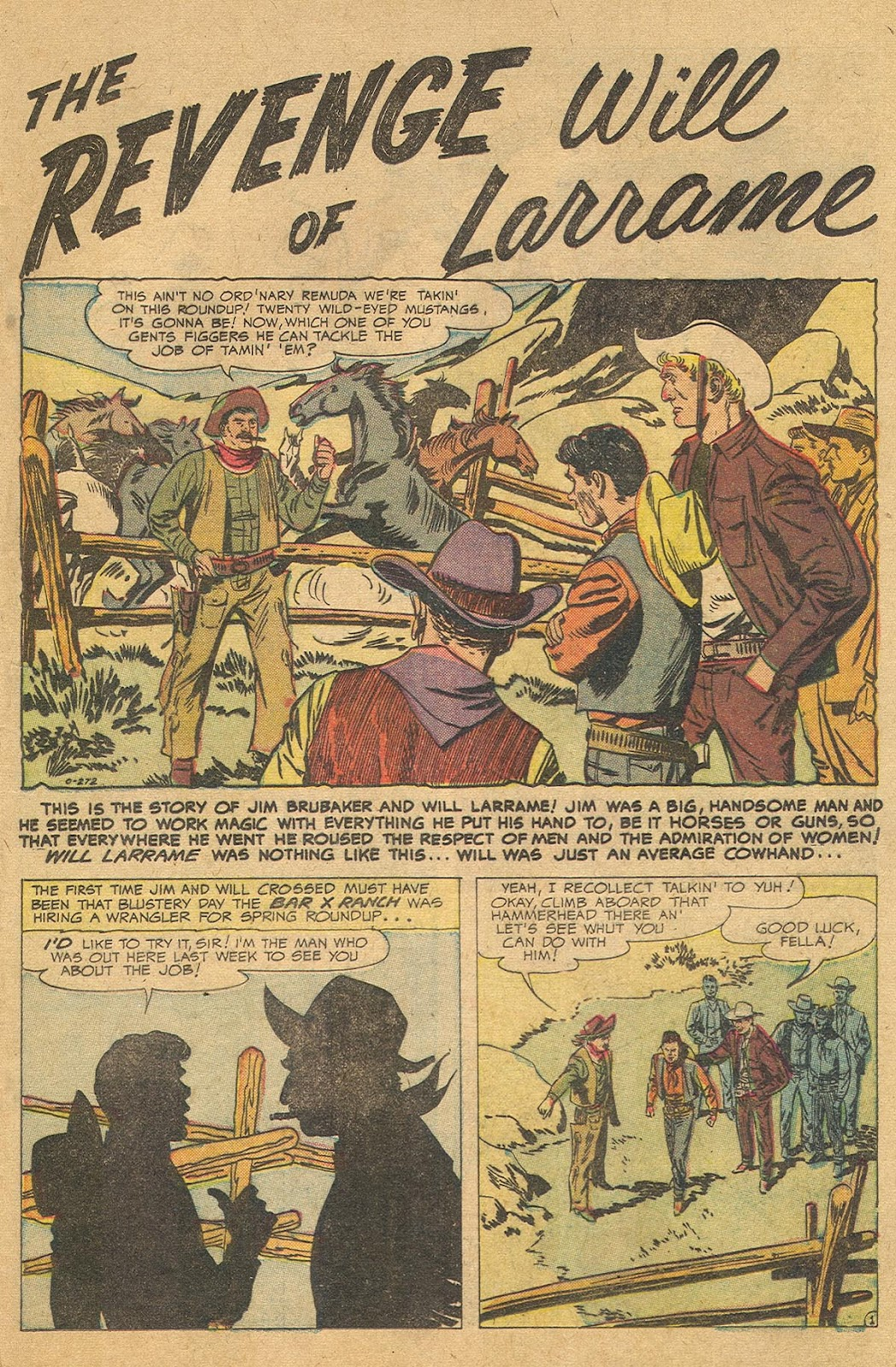 Gunsmoke Western issue 44 - Page 13