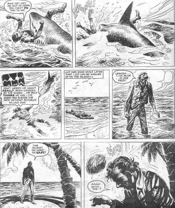 Read online The Thirteenth Floor (2007) comic -  Issue # Full - 50