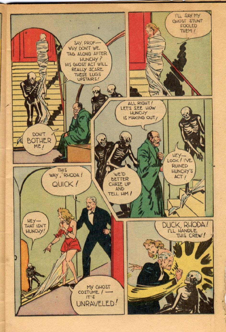 Read online Super-Magician Comics comic -  Issue #43 - 9