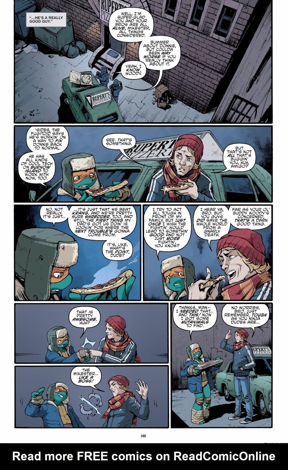 Read online Teenage Mutant Ninja Turtles: The IDW Collection comic -  Issue # TPB 6 (Part 2) - 38