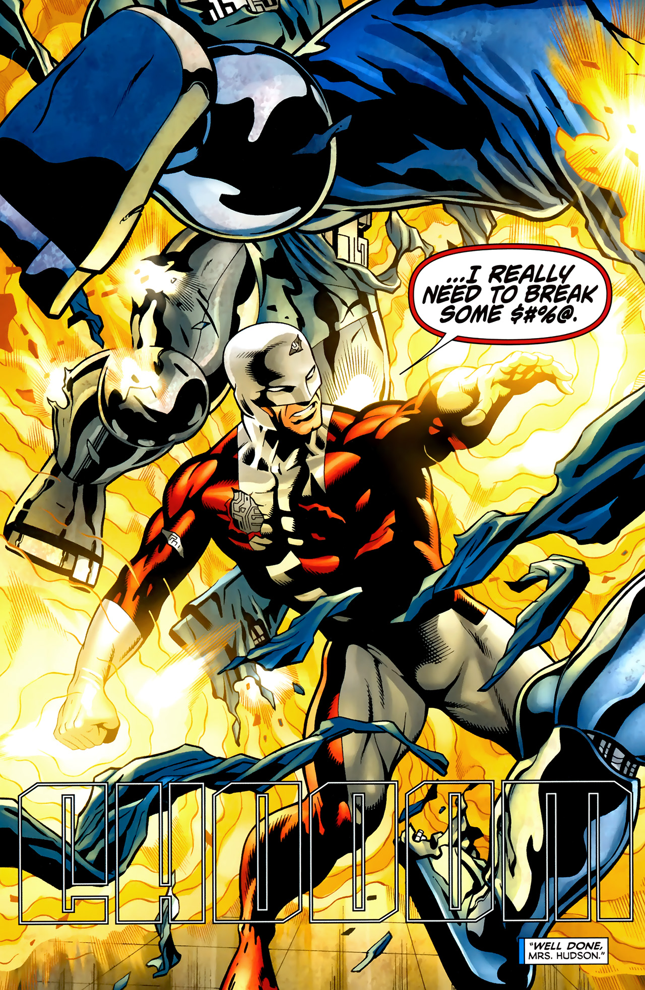 Read online Alpha Flight (2011) comic -  Issue #2 - 20