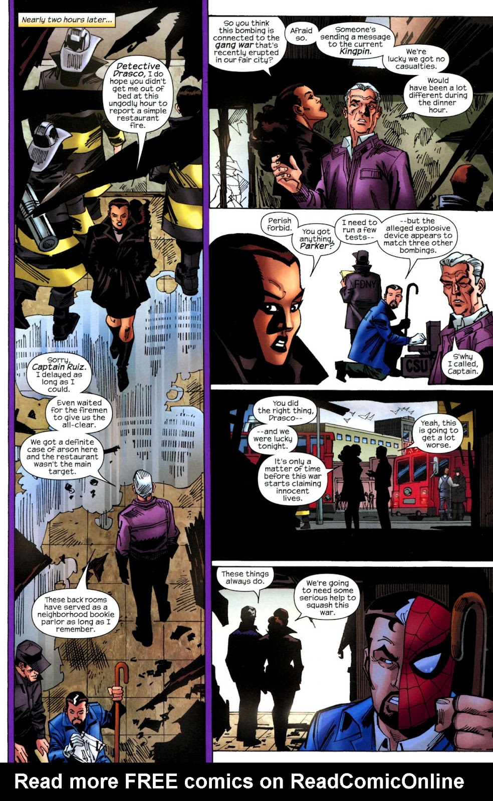 Web of Spider-Man (2009) Issue #5 #5 - English 16