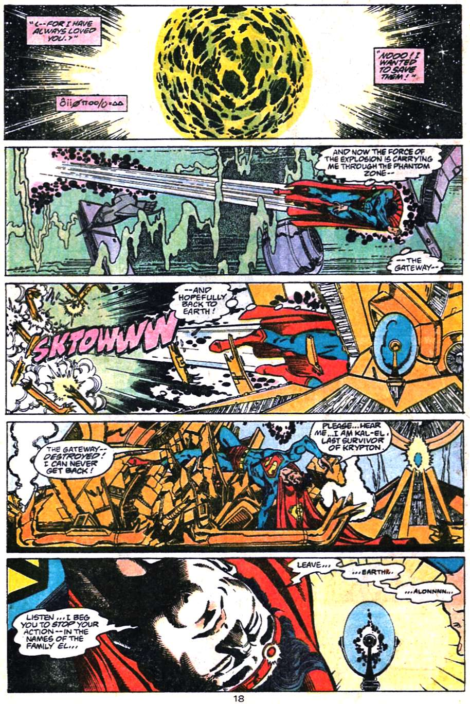 Read online Adventures of Superman (1987) comic -  Issue #461 - 19