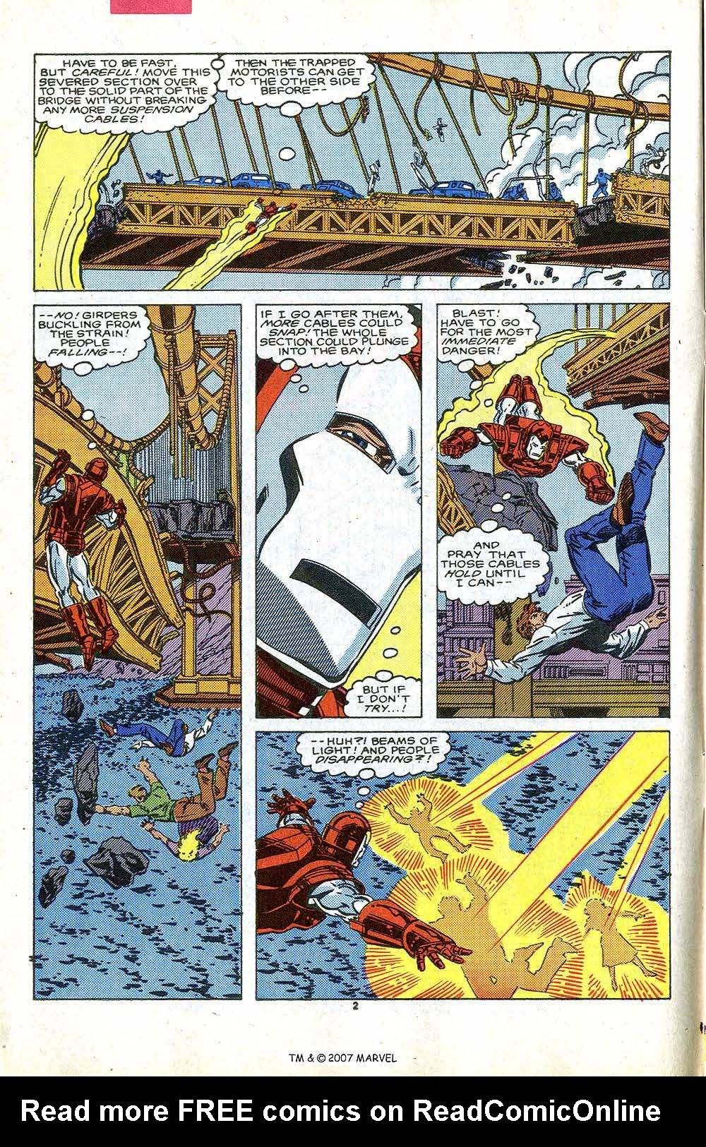 Iron Man Annual issue 9 - Page 4