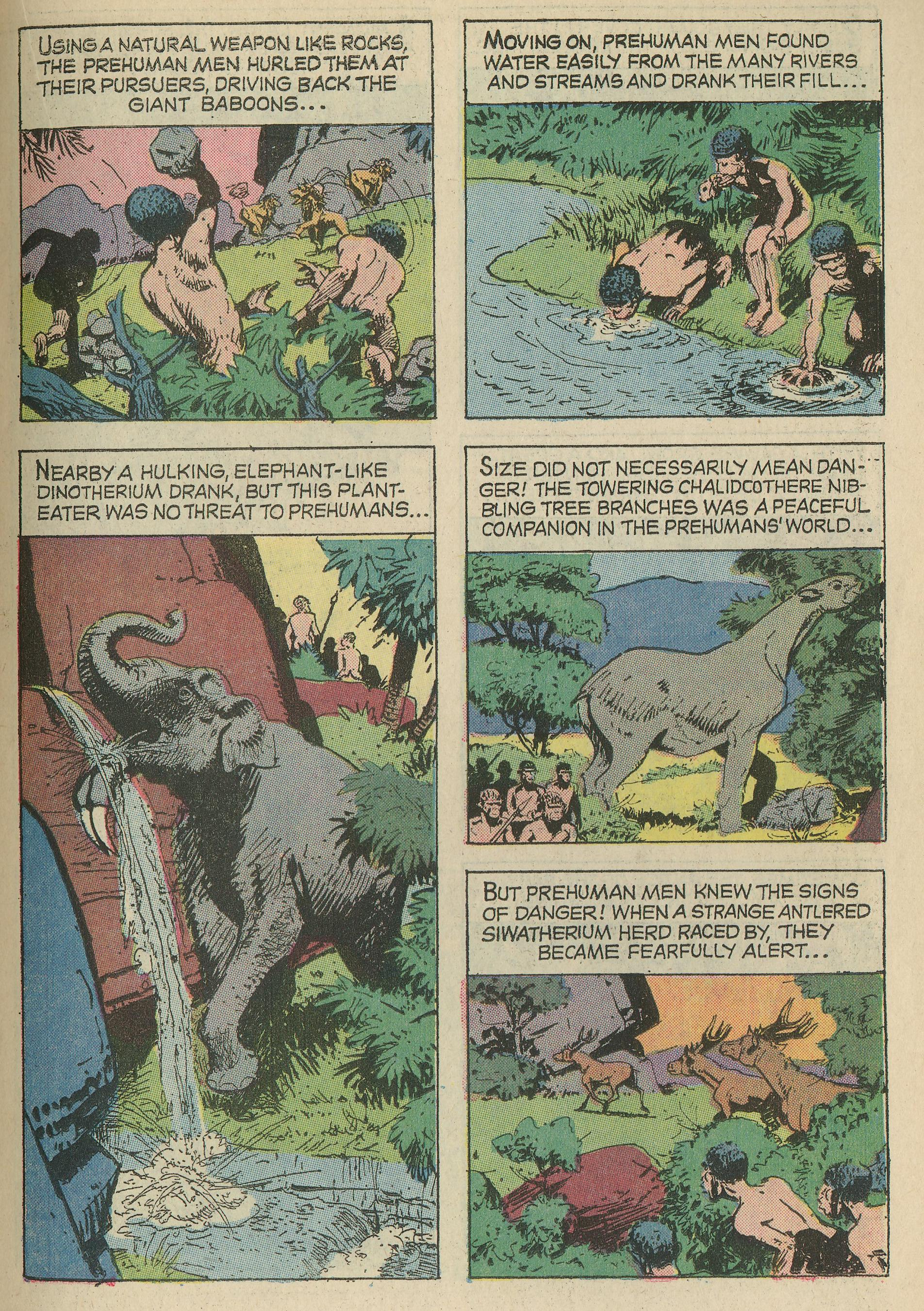 Read online Turok, Son of Stone comic -  Issue #78 - 15