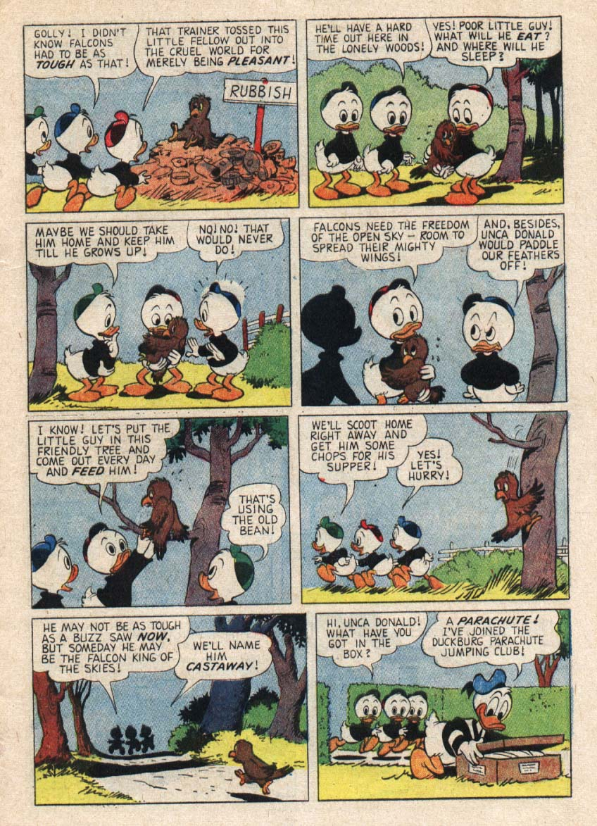 Walt Disney's Comics and Stories issue 240 - Page 4