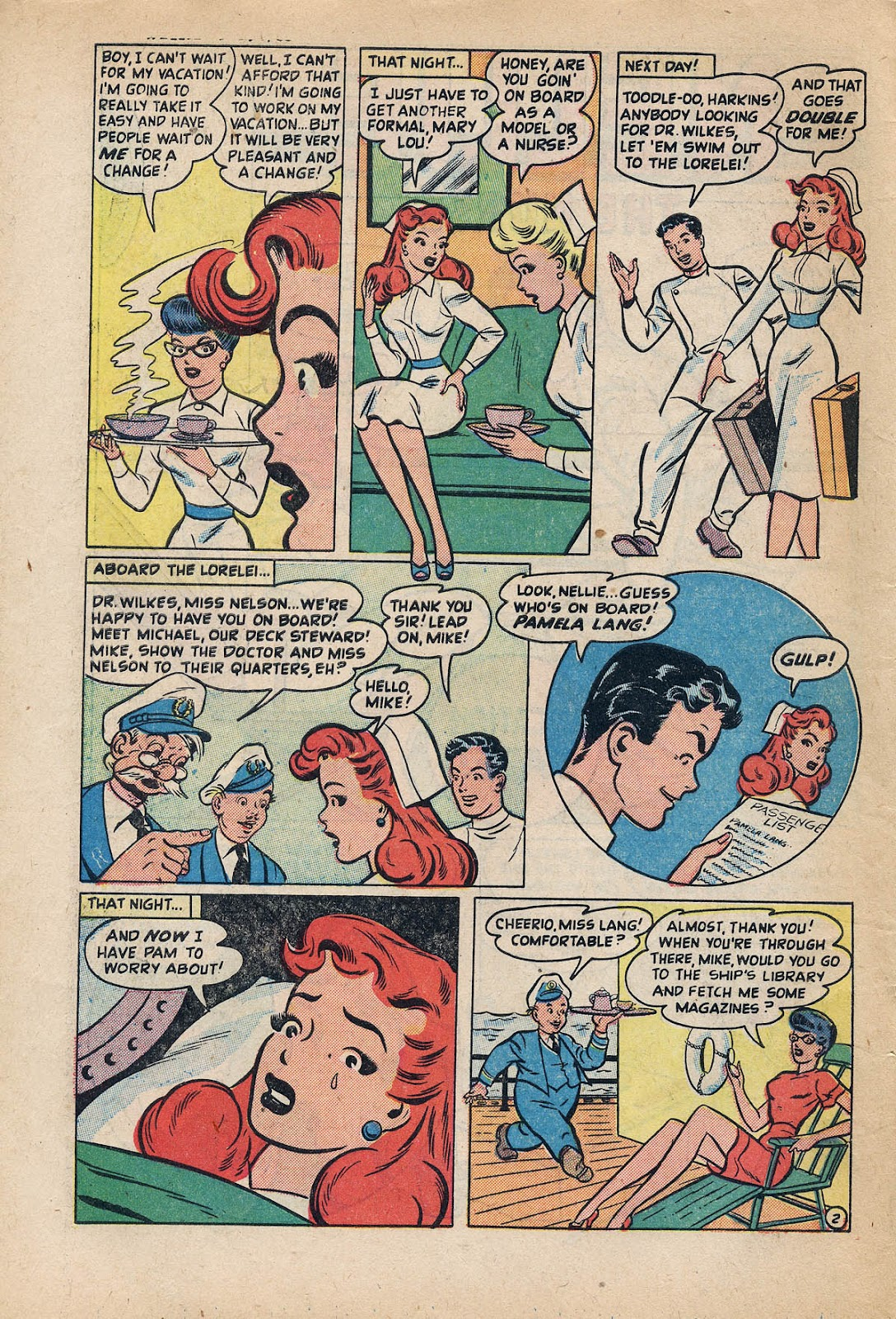 Nellie The Nurse (1945) issue 27 - Page 4