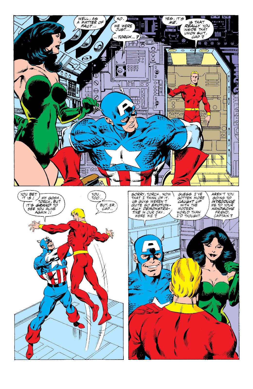 Avengers West Coast (1989) issue 56 - Page 19