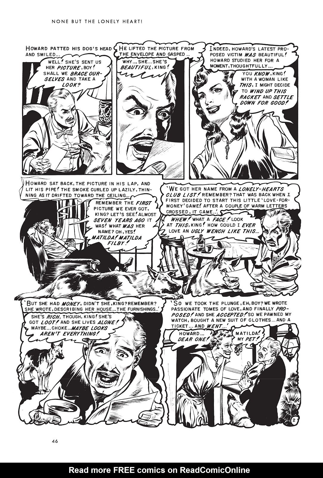 Read online Sucker Bait and Other Stories comic -  Issue # TPB (Part 1) - 61