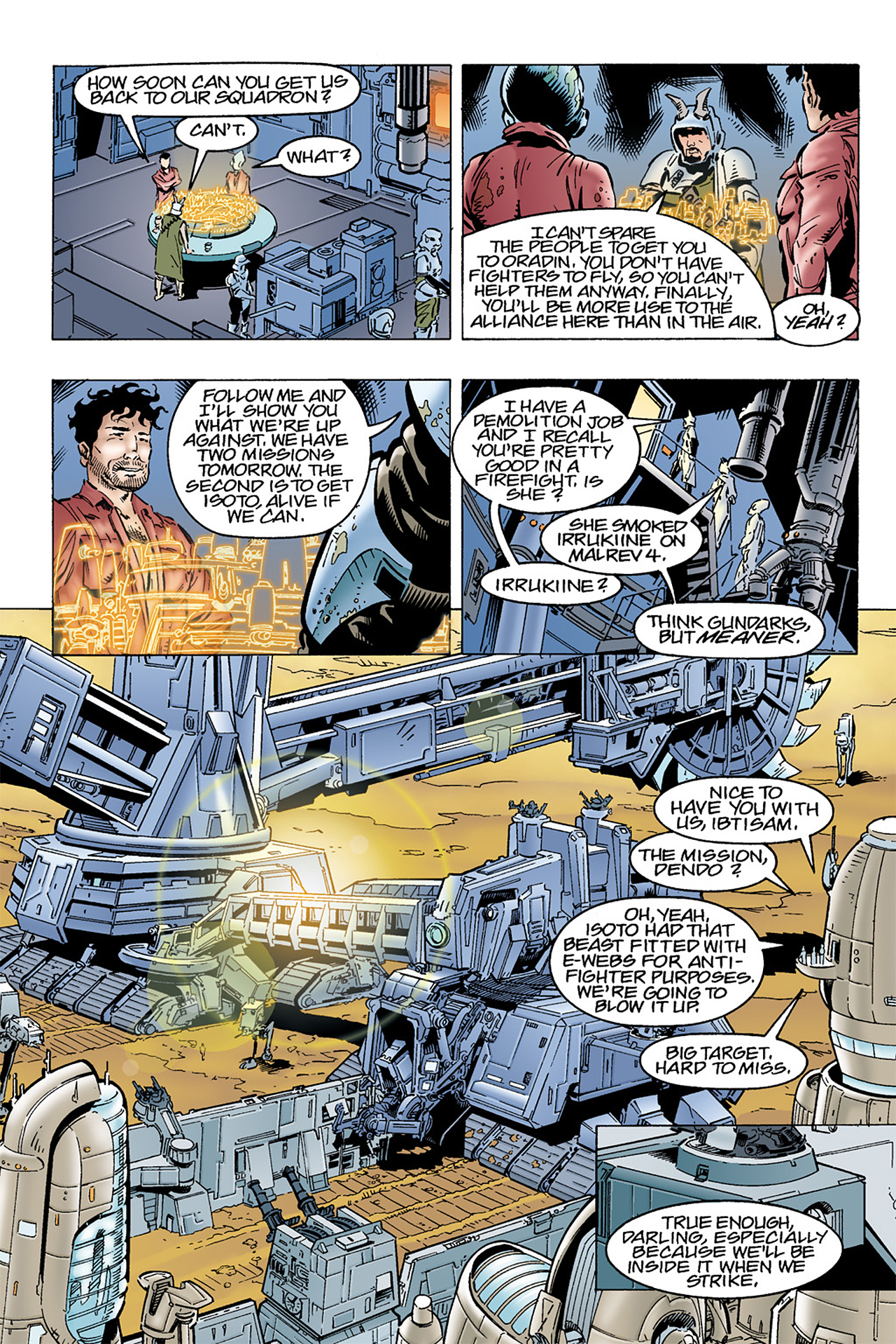 Read online Star Wars Omnibus comic -  Issue # Vol. 3 - 60