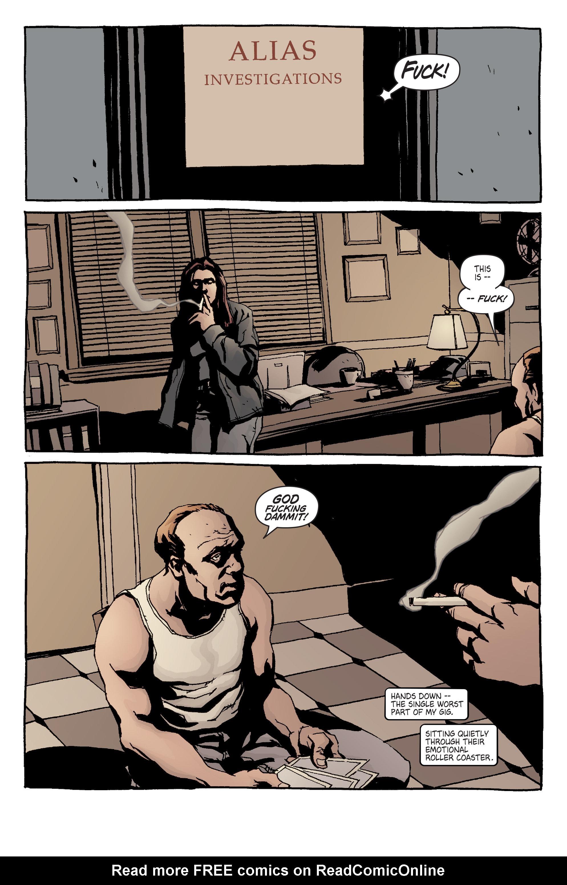 Read online Alias comic -  Issue #1 - 2