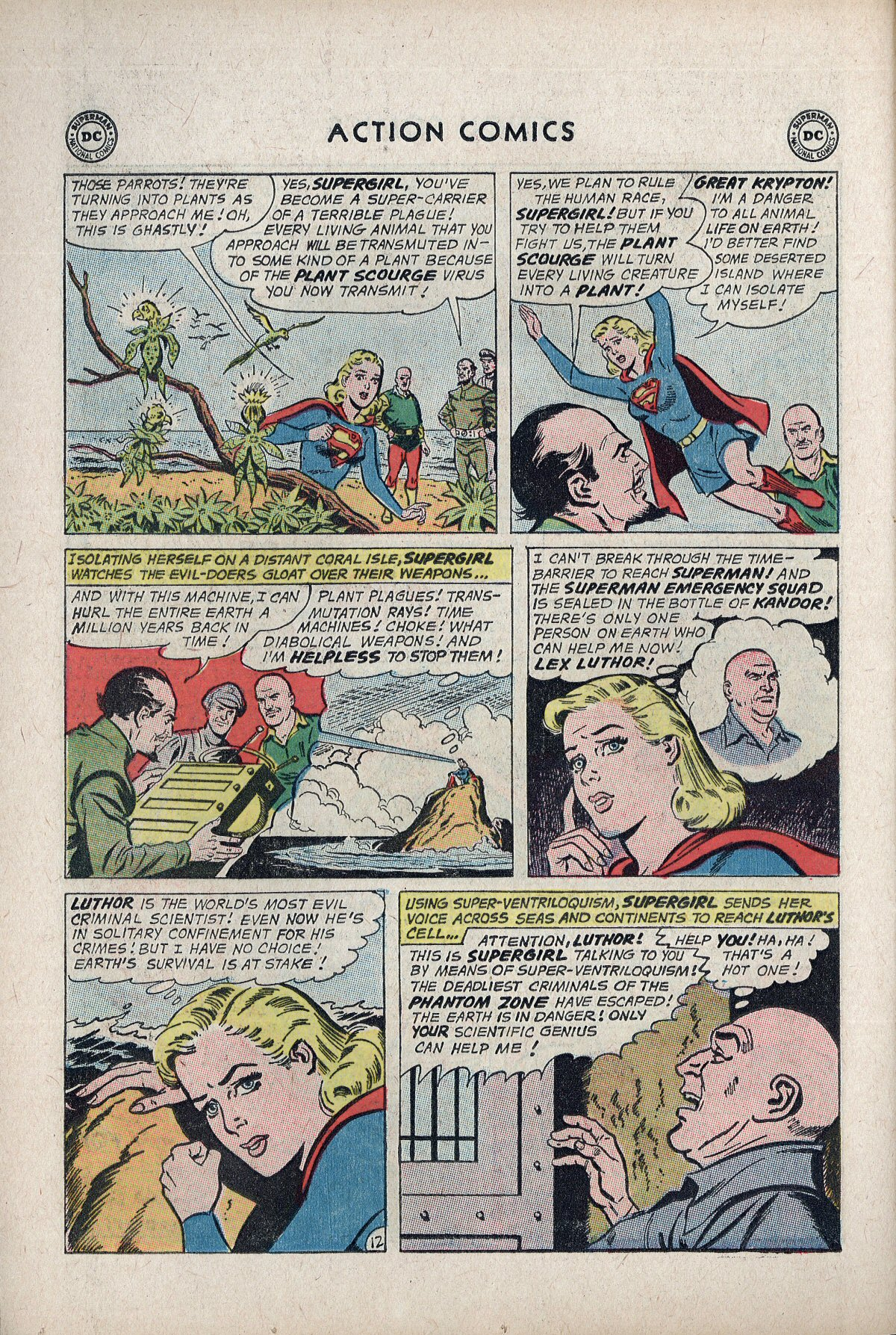 Read online Action Comics (1938) comic -  Issue #297 - 30
