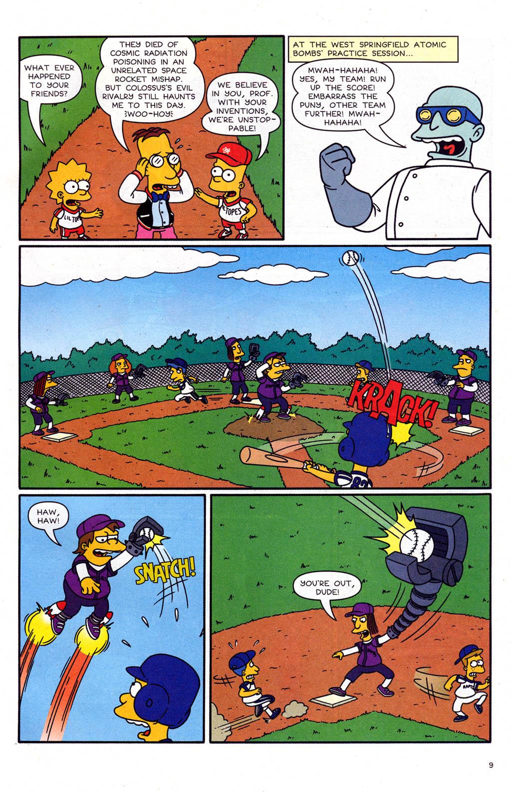Read online Simpsons Comics Presents Bart Simpson comic -  Issue #21 - 11