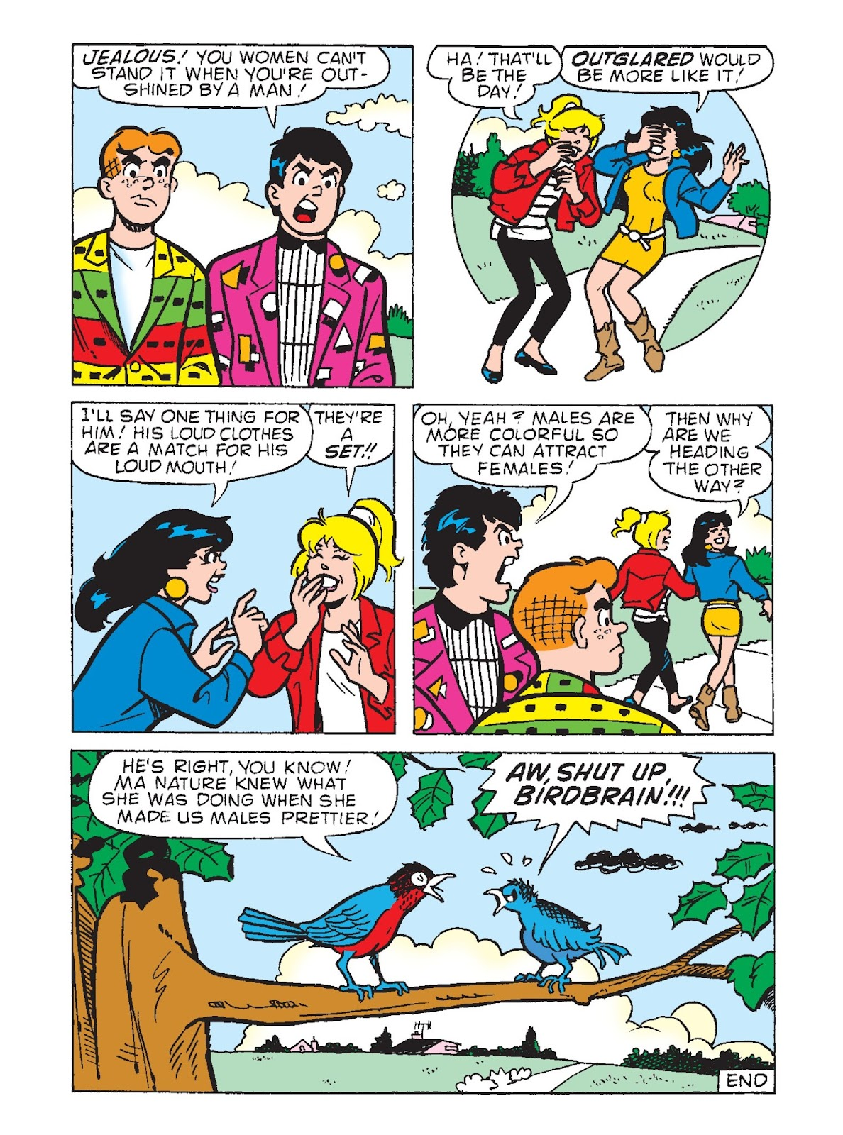 Archie 1000 Page Comics Digest issue TPB_(Part_5) - Page 35