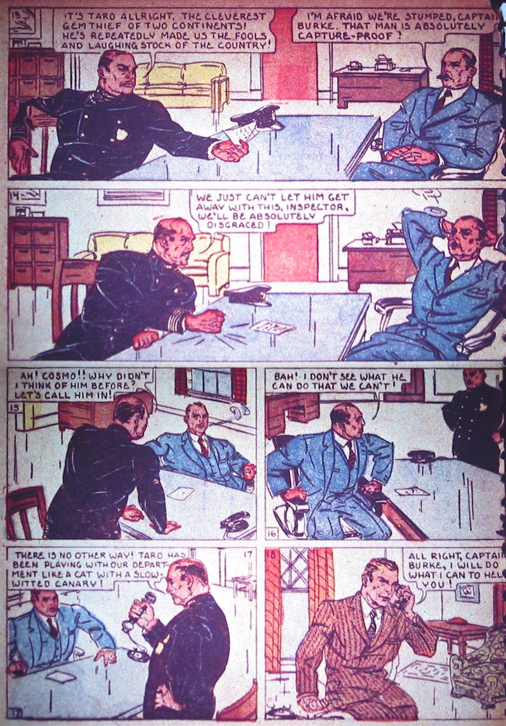 Read online Detective Comics (1937) comic -  Issue #1 - 13
