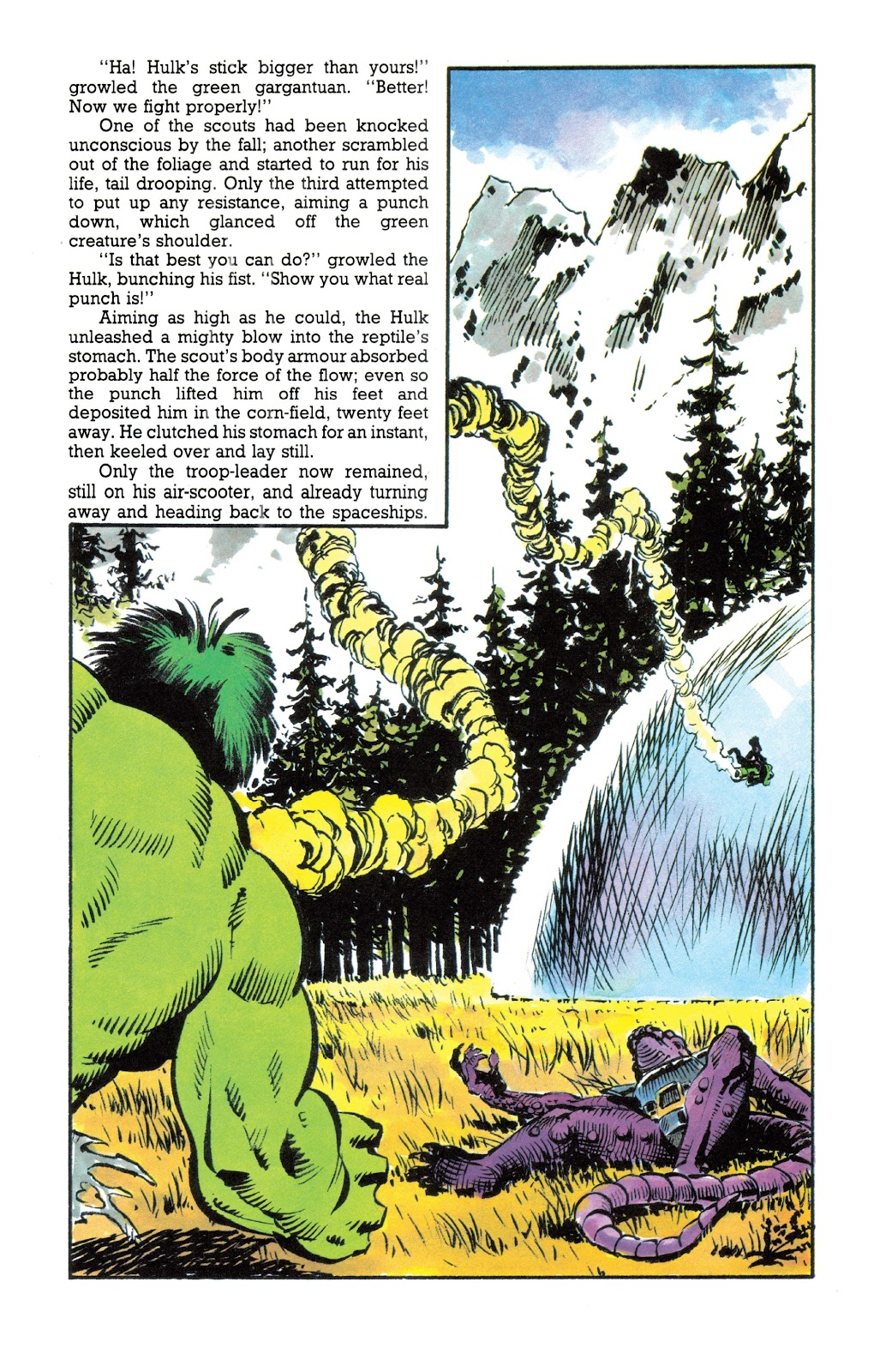 Read online Hulk: From The Marvel UK Vaults comic -  Issue # TPB (Part 3) - 7