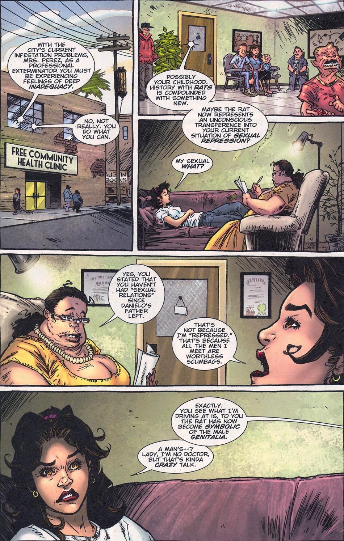 Read online The Exterminators comic -  Issue #15 - 10