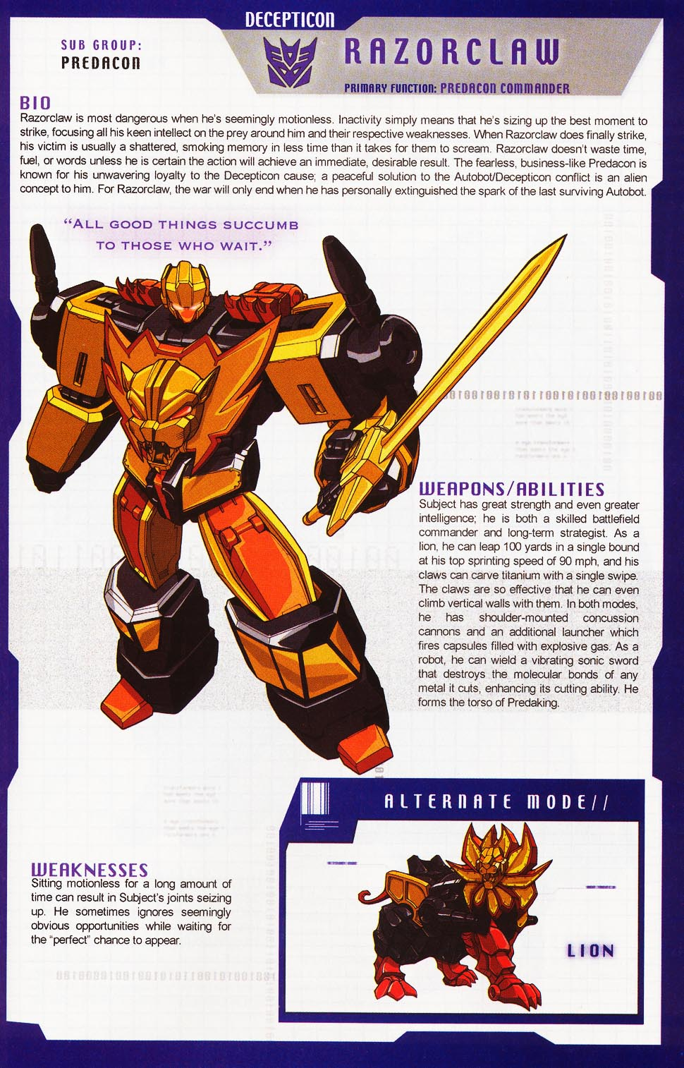Read online Transformers: More than Meets the Eye comic -  Issue #4 - 52