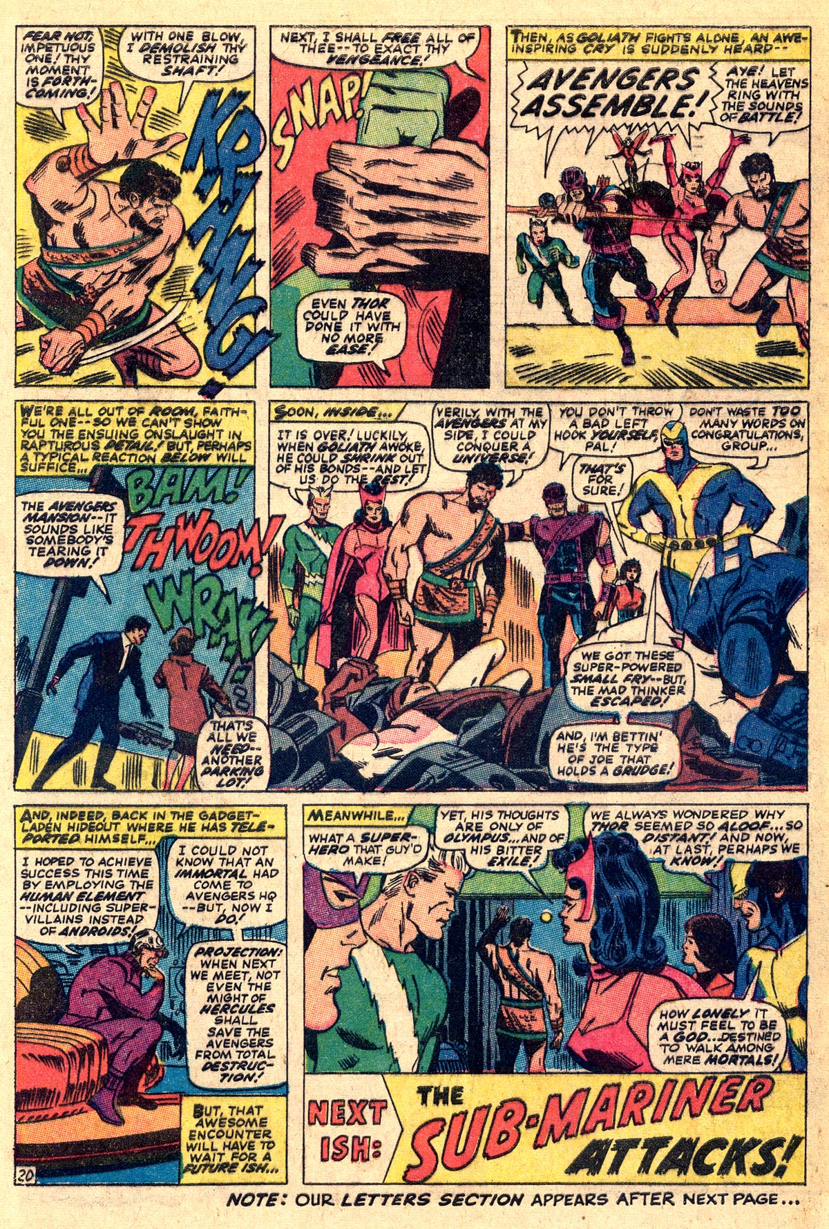 The Avengers (1963) 39 Page 27