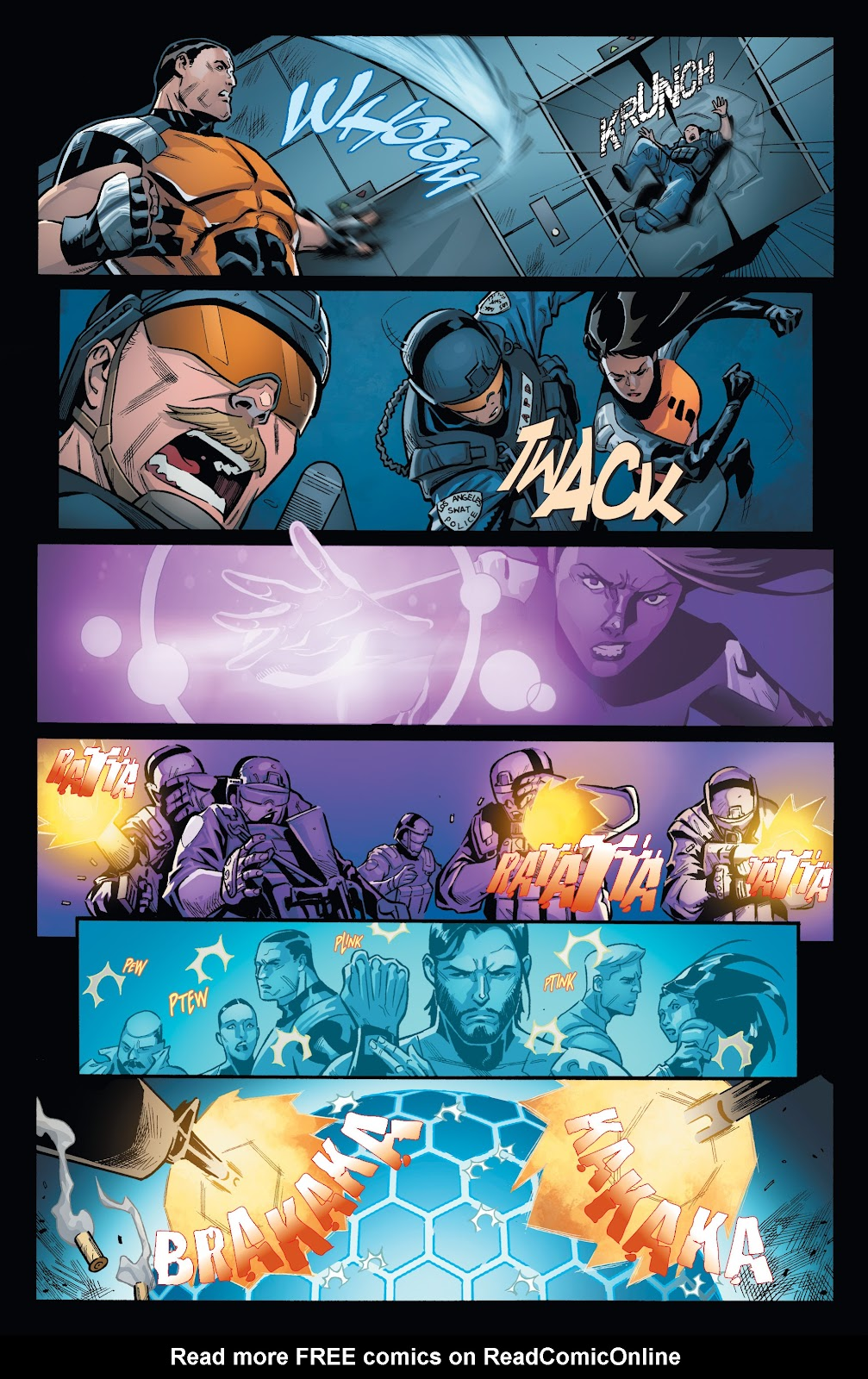 Read online Incidentals comic -  Issue #18 - 21