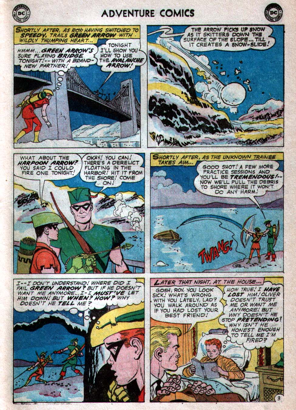 Read online Adventure Comics (1938) comic -  Issue #260 - 29