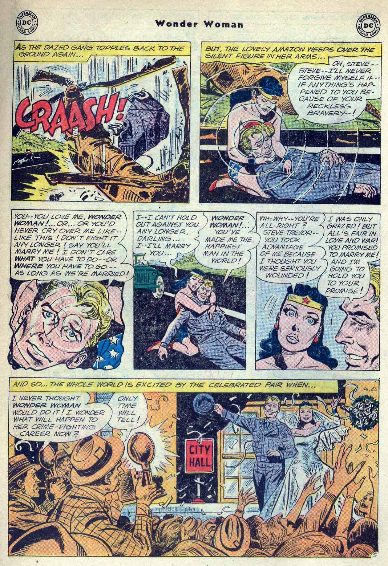 Read online Wonder Woman (1942) comic -  Issue #127 - 23