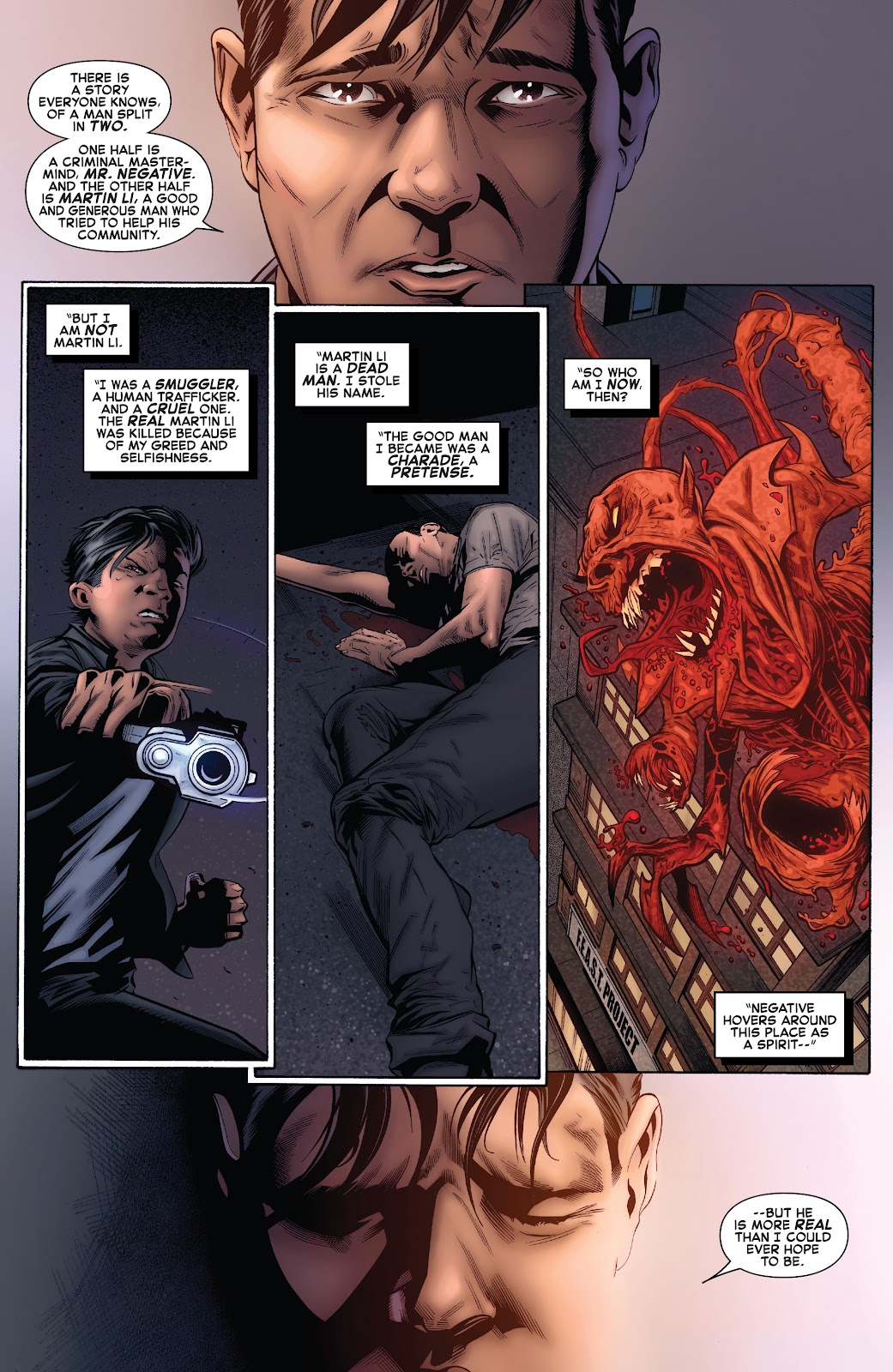 The Amazing Spider-Man (2018) issue 59 - Page 3