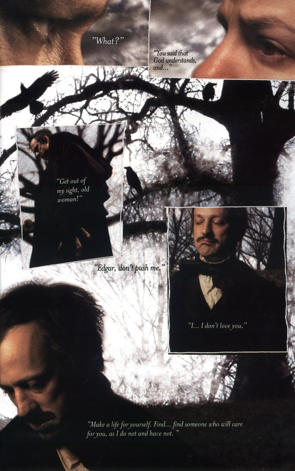 Read online In the Shadow of Edgar Allan Poe comic -  Issue # TPB - 83