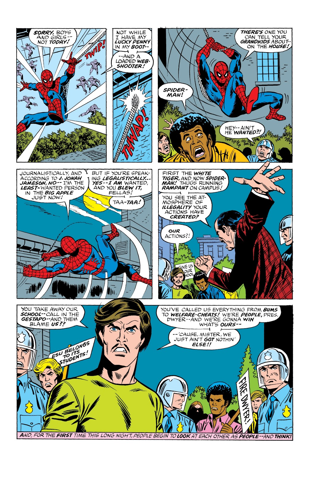 Read online Marvel Masterworks: The Spectacular Spider-Man comic -  Issue # TPB (Part 2) - 63