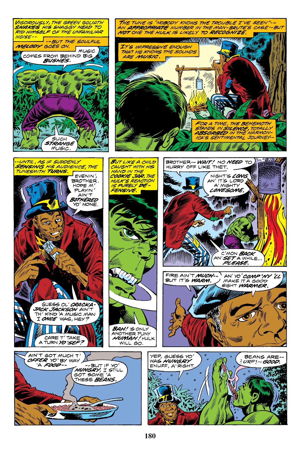 Read online Marvel Masterworks: The Incredible Hulk comic -  Issue # TPB 10 (Part 3) - 27