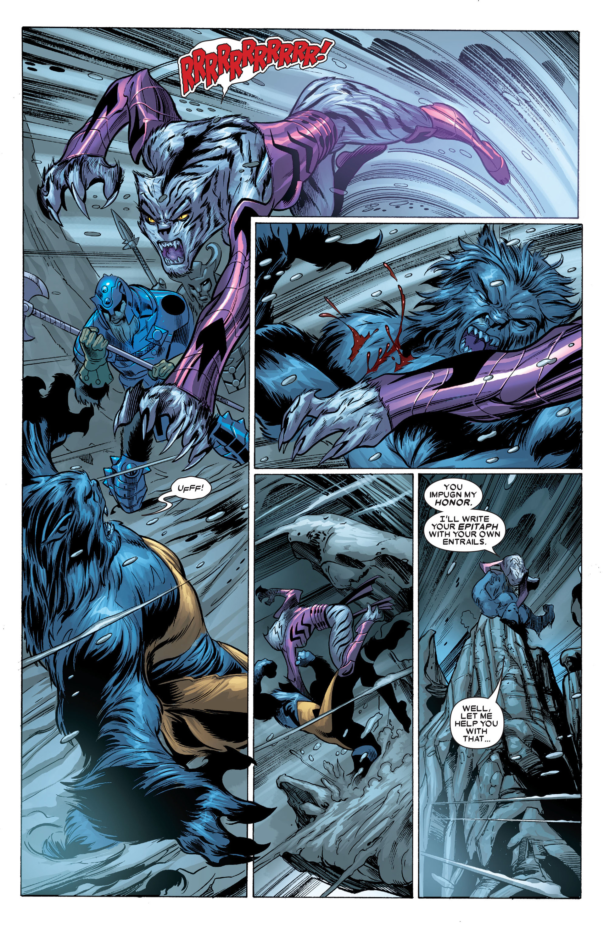 Read online X-Factor (2006) comic -  Issue #21 - 27