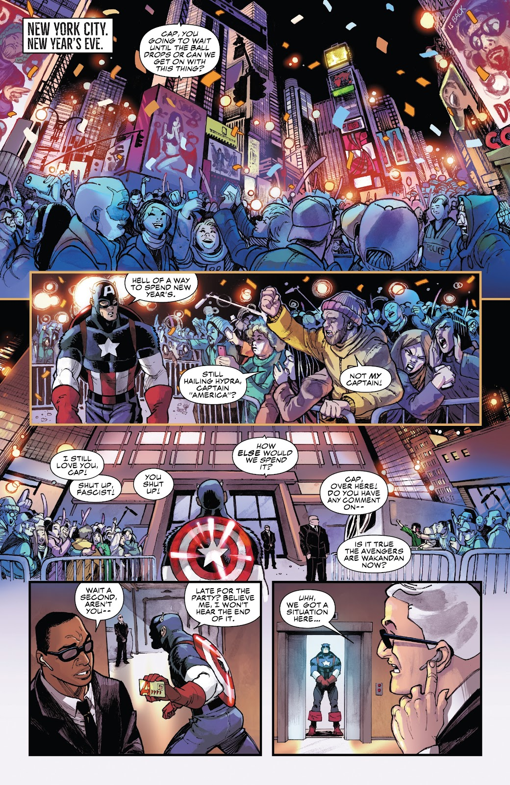 Read online Black Widow (2019) comic -  Issue #1 - 4