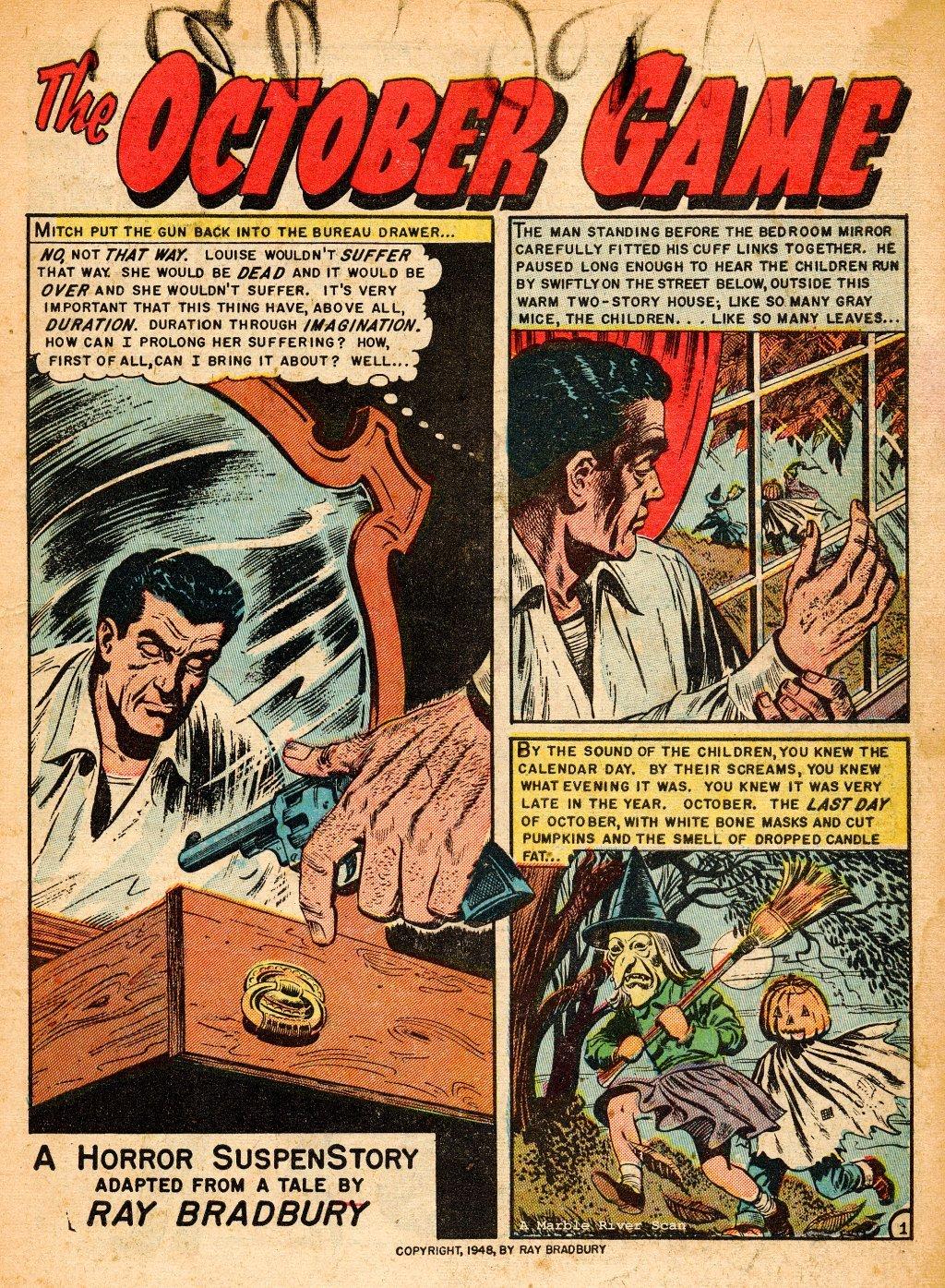 Read online Shock SuspenStories comic -  Issue #9 - 3