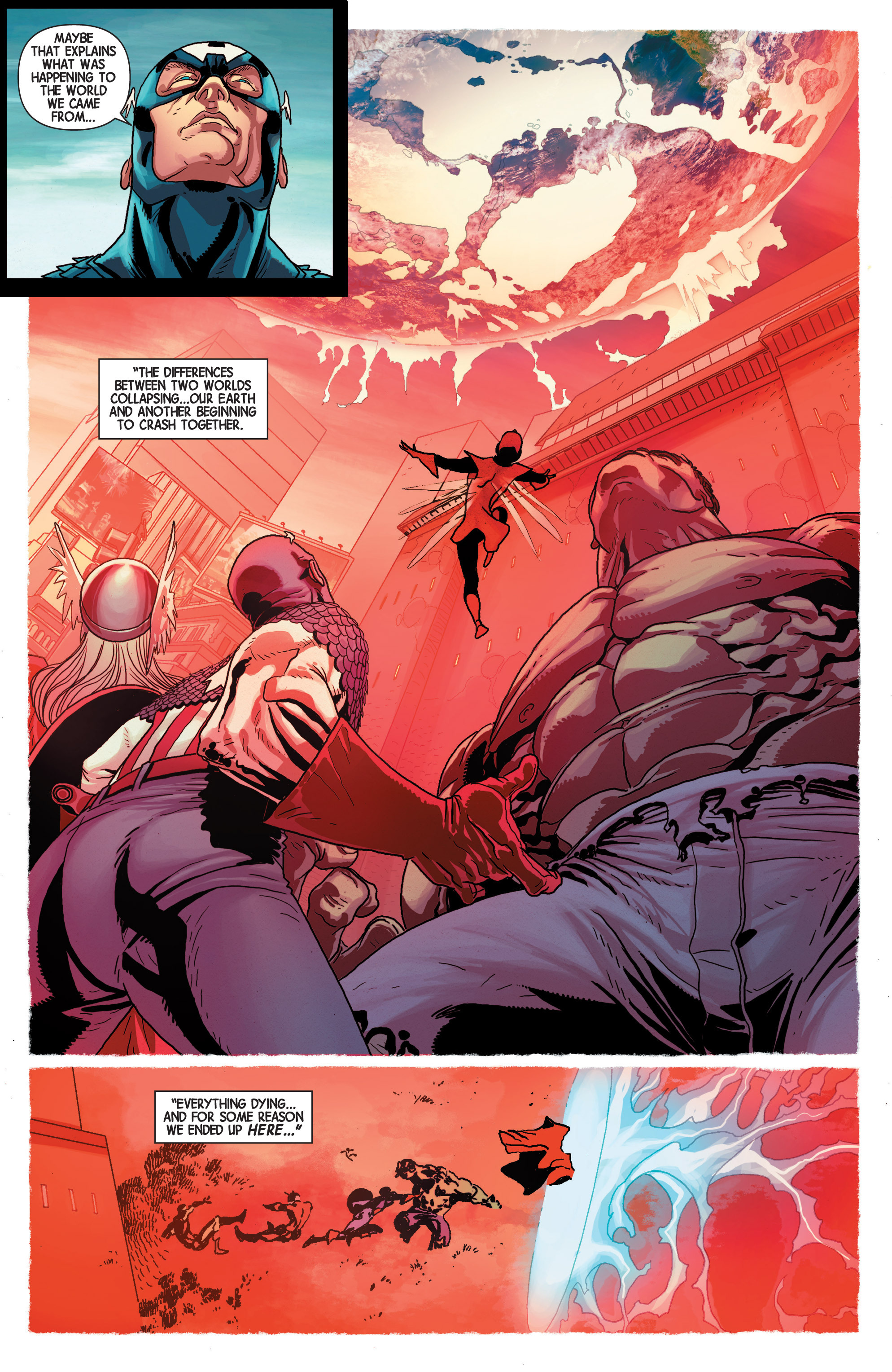 Read online Avengers (2013) comic -  Issue #25 - 20