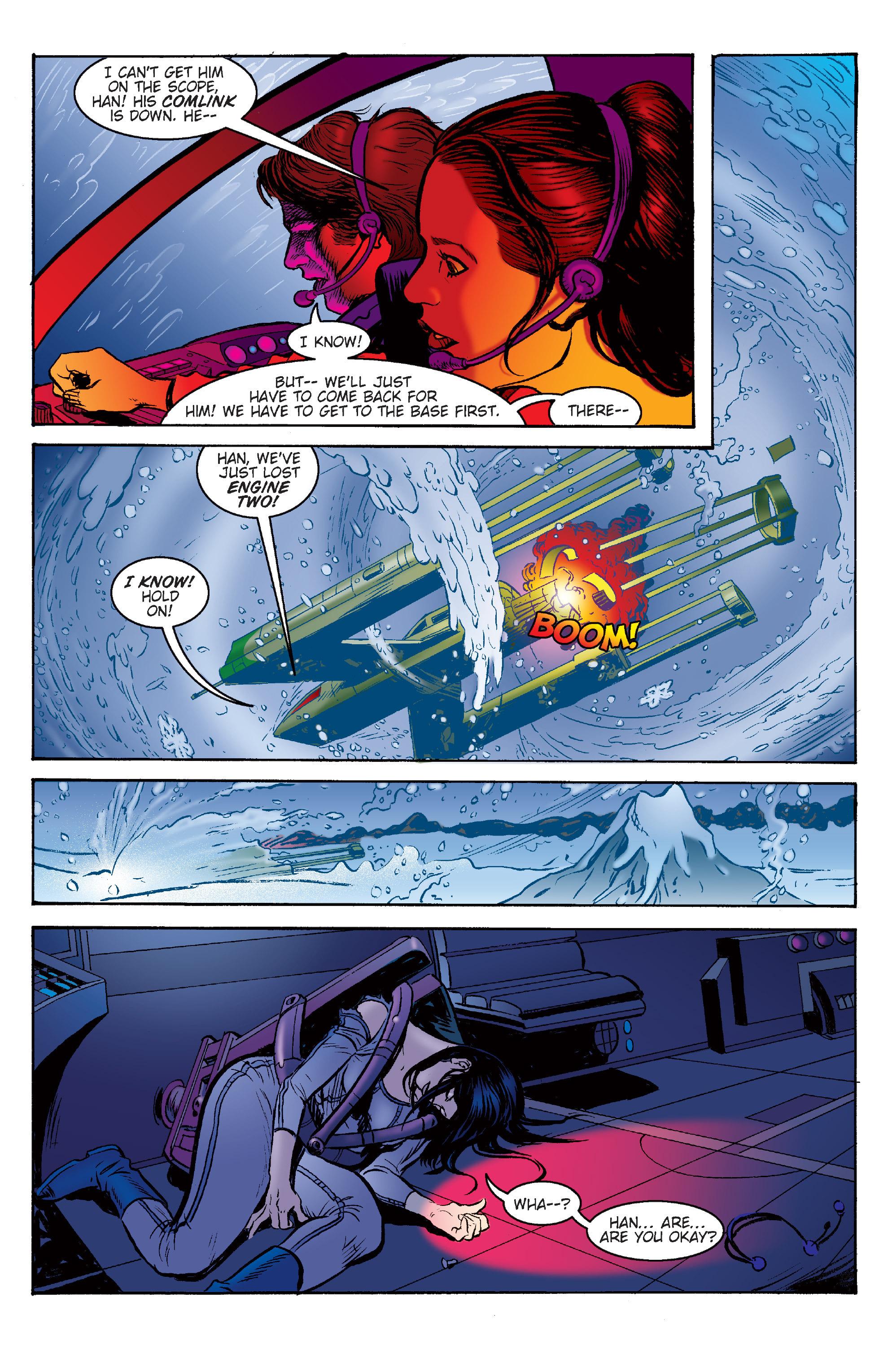Read online Star Wars Omnibus comic -  Issue # Vol. 20 - 451