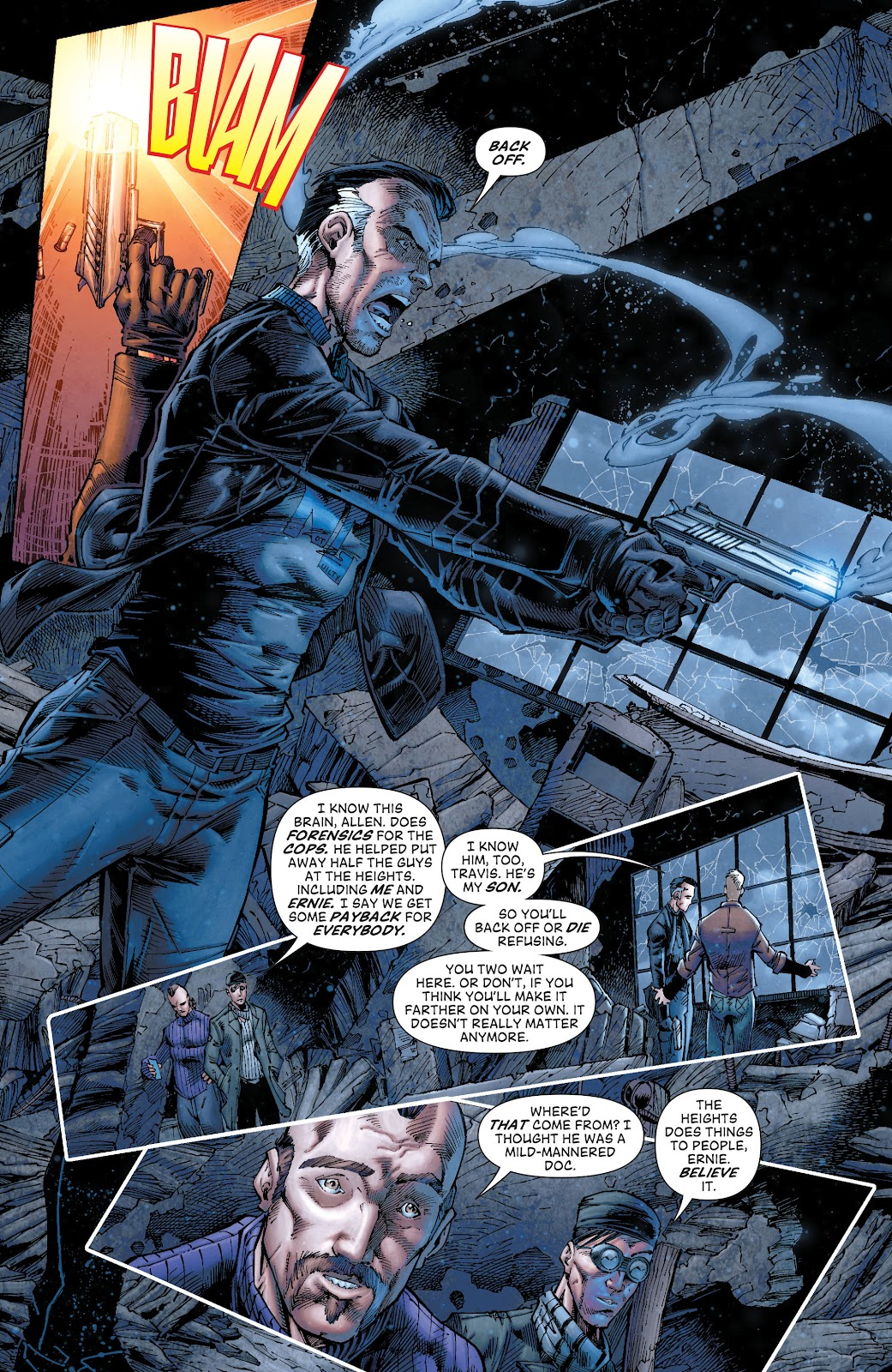 Read online The Flash (2011) comic -  Issue # _TPB 8 (Part 2) - 2