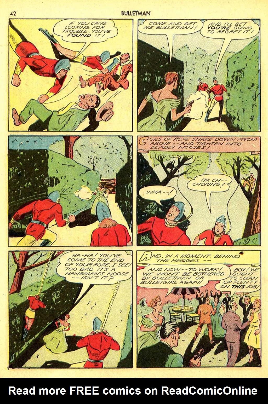 Bulletman issue 12 - Page 41