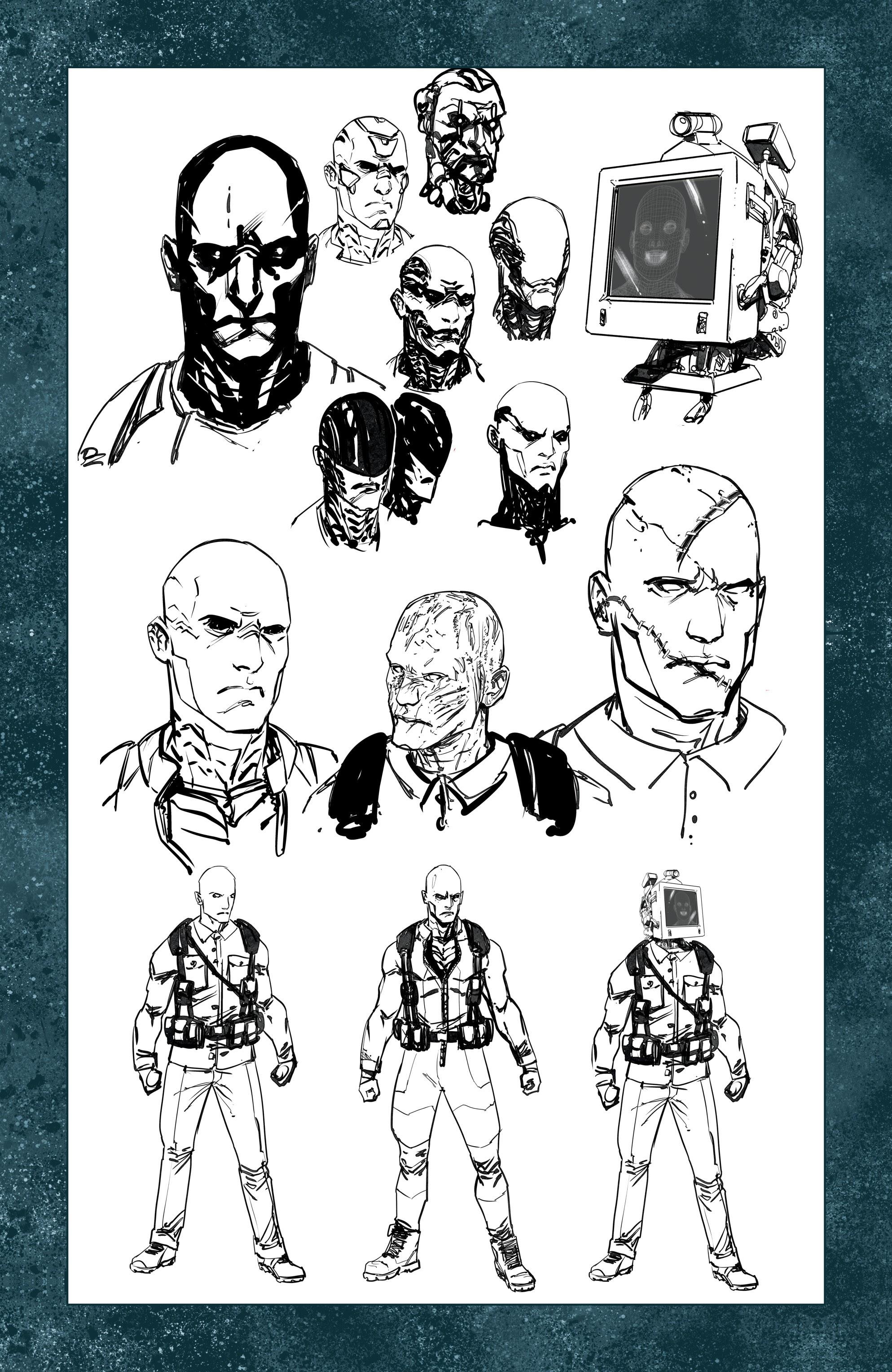 Read online Aliens: Resistance comic -  Issue # _TPB - 96