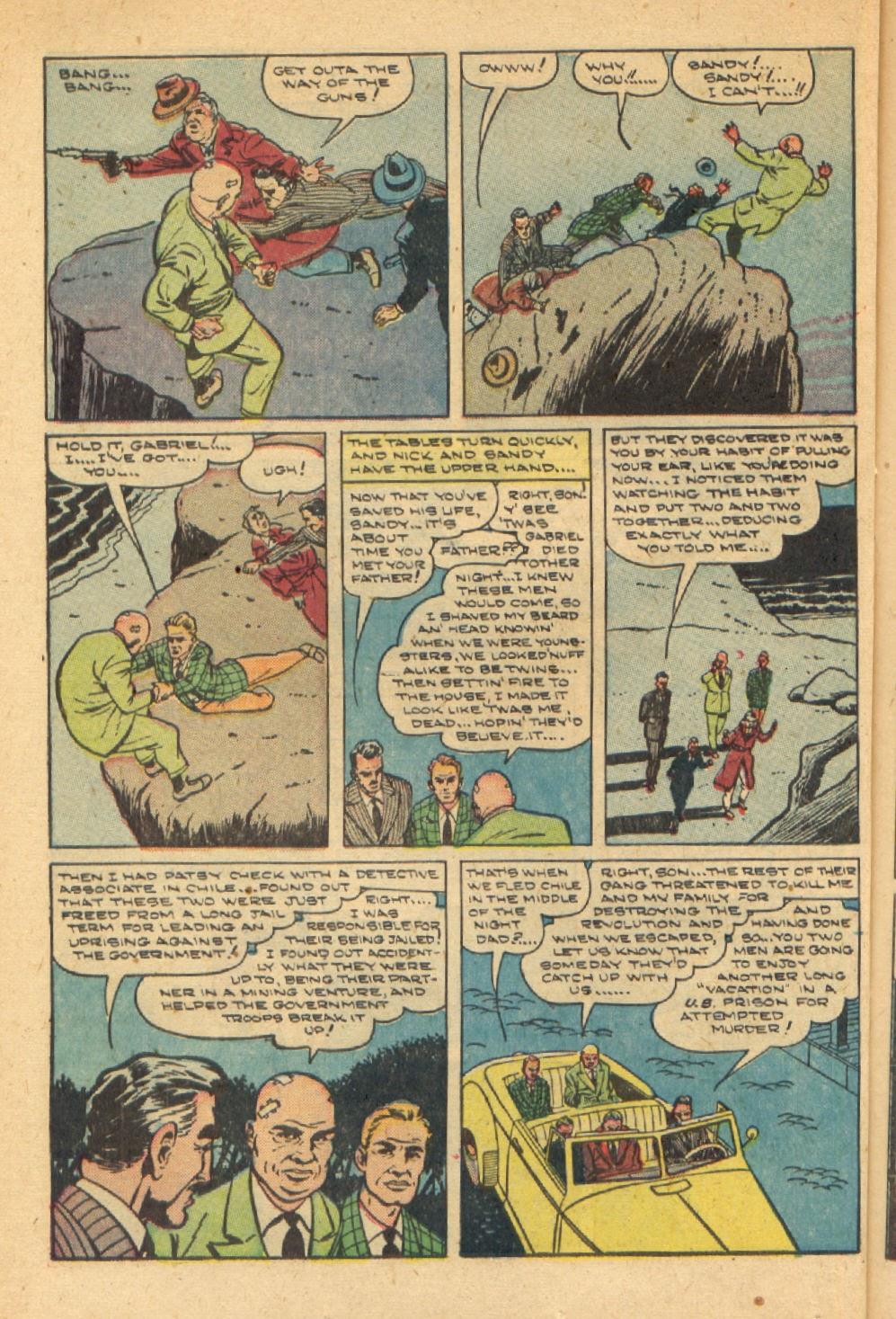 Shadow Comics #101 #94 - English 37