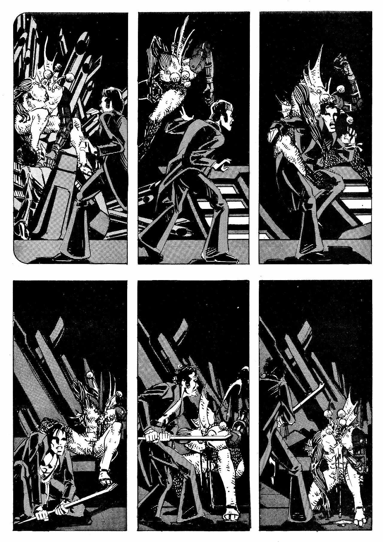 Read online Star*Reach comic -  Issue #11 - 12