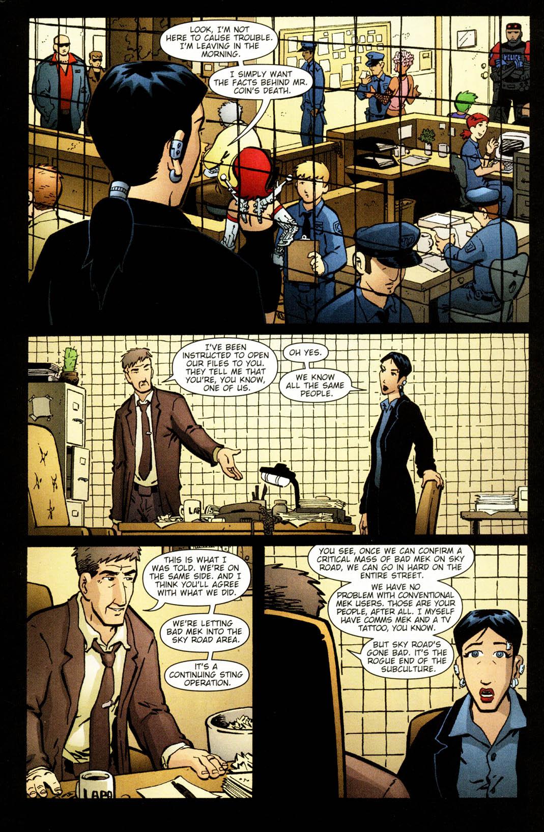 Read online Mek comic -  Issue #2 - 23