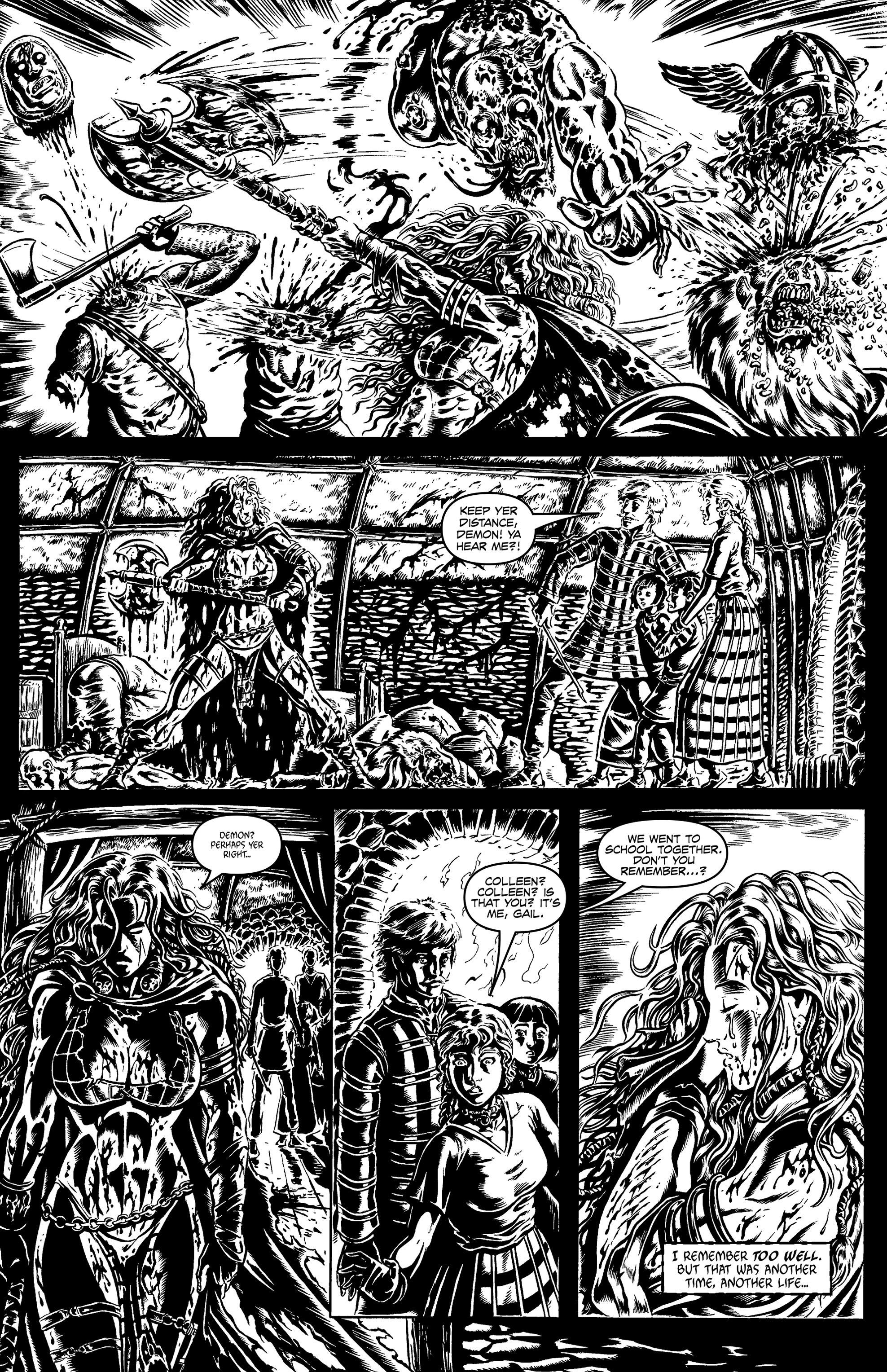 Read online Belladonna: Origins comic -  Issue #1 - 21