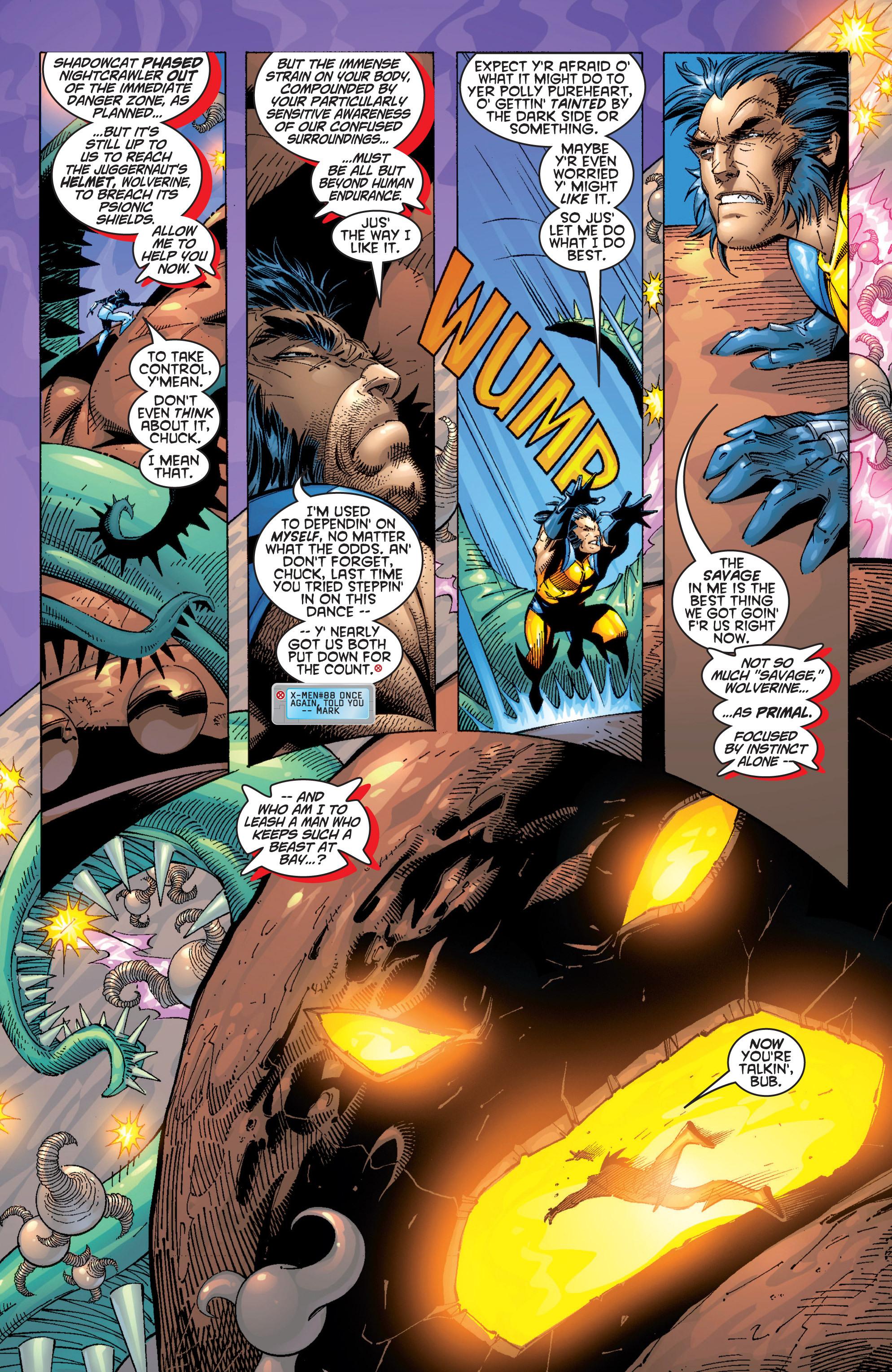 Read online Uncanny X-Men (1963) comic -  Issue #369 - 7