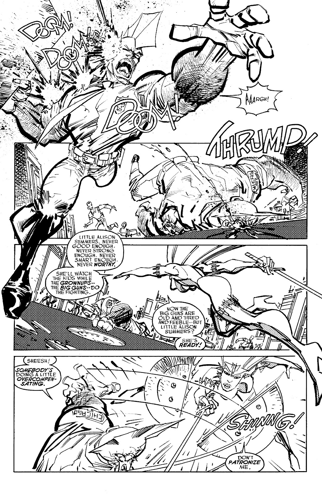Read online Savage Dragon Archives comic -  Issue # TPB 6 (Part 5) - 75