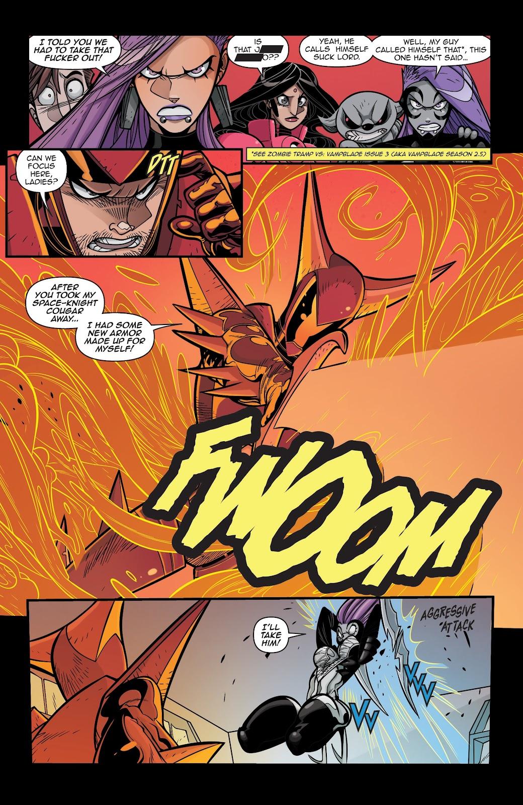 Read online Vampblade Season 3 comic -  Issue #12 - 12