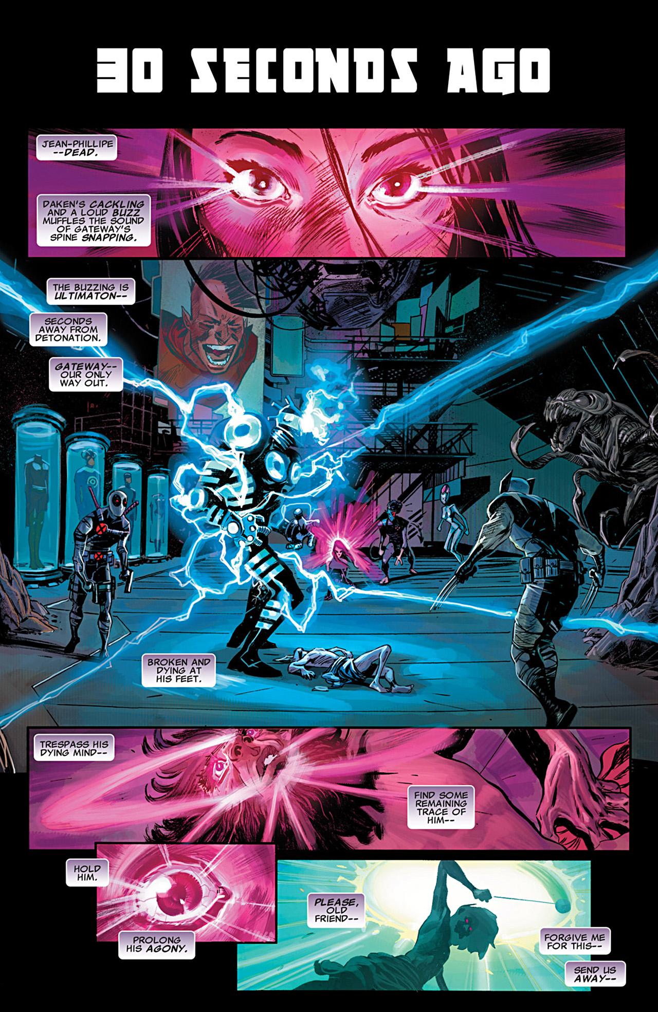 Uncanny X-Force (2010) #28 #30 - English 3