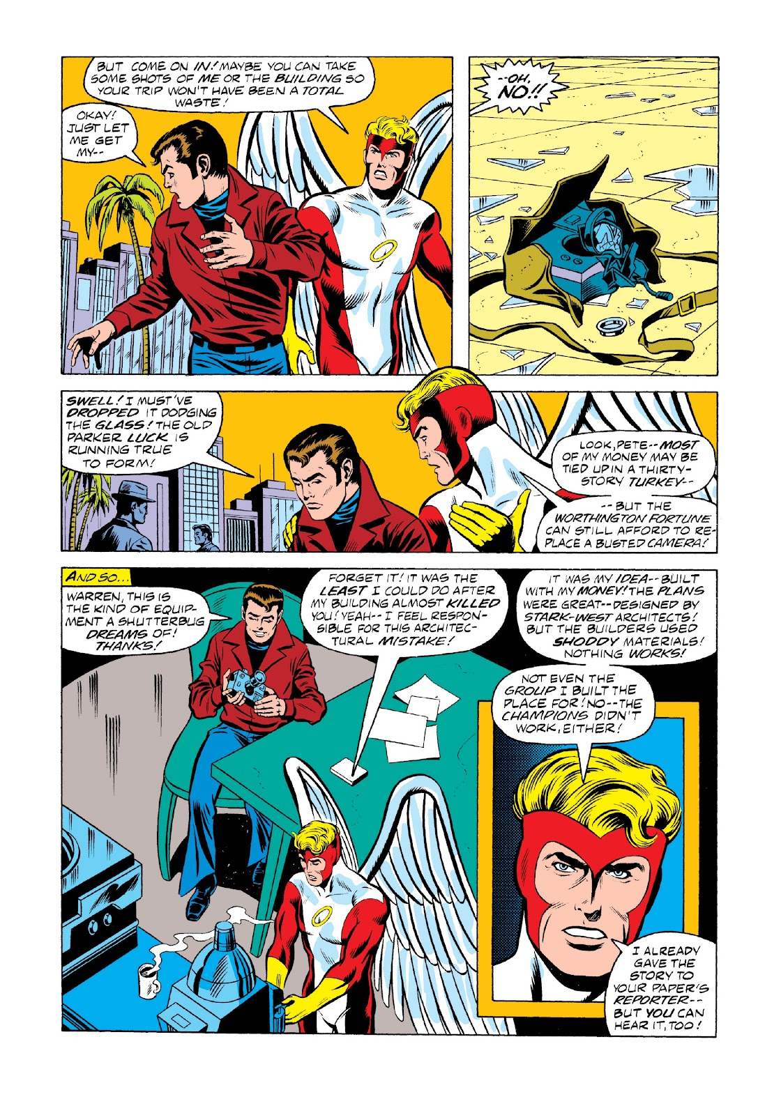 Read online Marvel Masterworks: The Spectacular Spider-Man comic -  Issue # TPB 2 (Part 1) - 33
