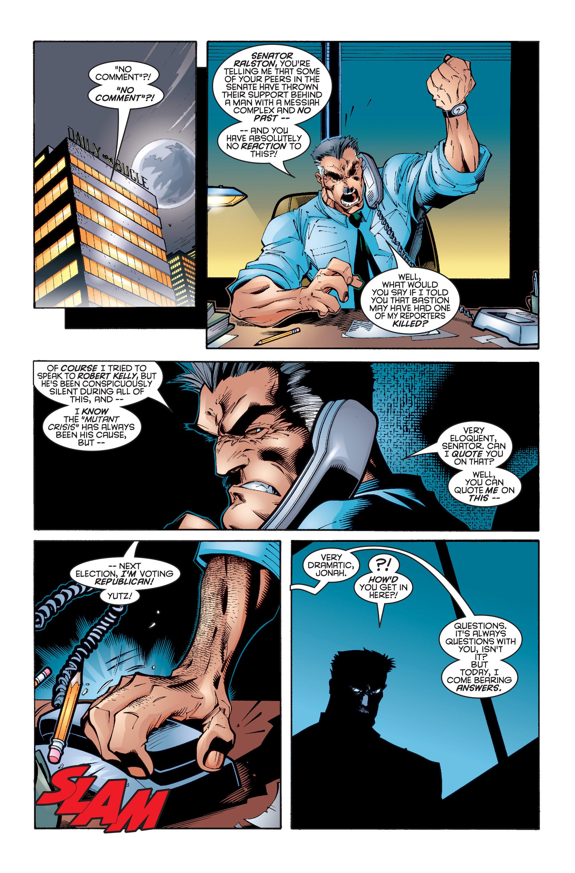 Read online Uncanny X-Men (1963) comic -  Issue #346 - 10