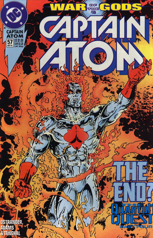 Captain Atom (1987) 57 Page 1